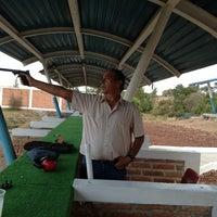 Photo taken at Alianza Cazadores Diana AC by Eugenio Alberto A. on 5/15/2014