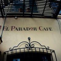 Photo taken at El Parador by Jeffrey Z. on 6/19/2014
