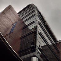 Photo taken at Baruch College - William and Anita Newman Vertical Campus by Jeffrey Z. on 11/27/2012