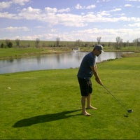 Photo taken at John F. Kennedy Golf Course by Jennifer and Harold on 5/12/2013