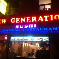 Photo taken at New Generation Sushi by sherif A. on 12/25/2012