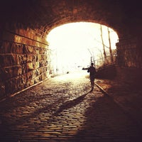 Photo taken at Schenley Park by Hani A. on 4/7/2013