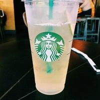 Photo taken at Starbucks by Tam H. on 10/8/2014