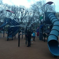 Photo taken at Church Square Park by Bill H. on 12/20/2012