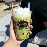 Photo taken at Bambu by Jacqueline N. on 7/13/2014