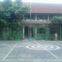 Photo taken at SMK Negeri 1 Kota Bekasi by Reza C. on 9/17/2013