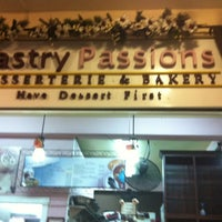 Photo taken at Pastry Passions by Richard H. on 8/1/2013