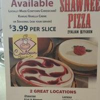 Photo taken at Old Shawnee Pizza & Italian Kitchen by David T. on 3/30/2014