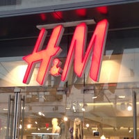 Photo taken at H&M by Sam H. on 3/11/2013