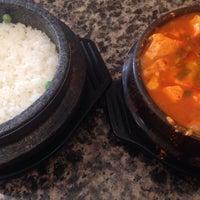 Photo taken at Arirang Korean Restaurant by Pimshine B. on 3/25/2014