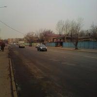 Photo taken at 5-я Кабельная улица by Unin G. on 4/4/2014