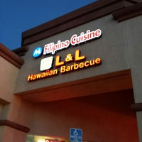 Photo taken at L&L Hawaiian Barbecue by Rob H. on 12/5/2014