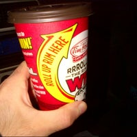 Photo taken at Tim Hortons by George G. on 3/12/2013