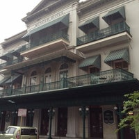 Photo taken at The Menger Hotel by Michael H. on 6/2/2013