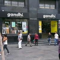 Photo taken at Gandhi by Luís H. on 6/8/2014
