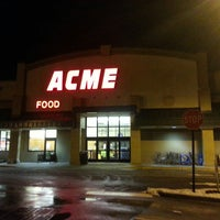 Photo taken at ACME Markets by Ron C. on 3/20/2013