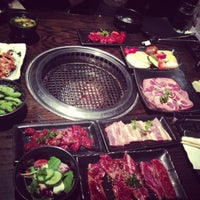Photo taken at Gyu-Kaku Japanese BBQ by Evelyn Y. on 9/22/2013
