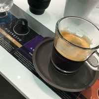 Photo taken at Nespresso Boutique by Tamires C. on 8/13/2016