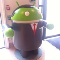 Photo taken at Google France by florence l. on 10/17/2012