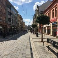 Photo taken at Pardubice by Jakub V. on 8/18/2016