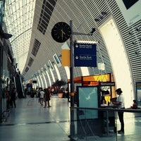 Photo taken at Gare SNCF d'Avignon TGV by Andrew I. on 6/17/2013