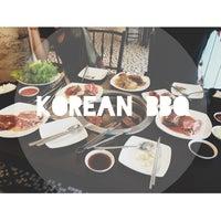 Photo taken at Blue Garden Korean BBQ Restaurant by Enseilia G. on 5/5/2013
