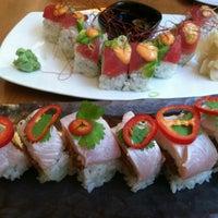 Photo taken at Masu Sushi by Annalee B. on 7/11/2013