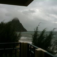 Photo taken at Aownoiseaview Resort by Nokweedwiew M. on 11/18/2012
