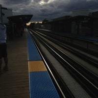 Photo taken at CTA - Southport by Blake on 7/27/2013