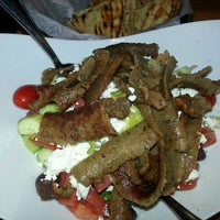 Photo taken at Greek Taverna by Jackie H. on 4/19/2013
