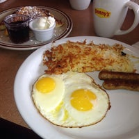 Photo taken at Denny's by MaJose M. on 1/25/2014