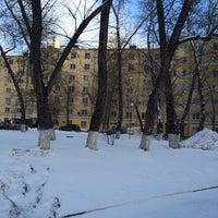 Photo taken at Общежитие МТУСИ №1 by Natasha G. on 12/10/2013