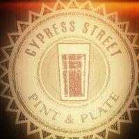Photo taken at Cypress Street Pint & Plate by Mason F. on 4/30/2013