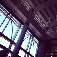 Photo taken at Eckstein Hall by Andrea L. on 4/3/2013