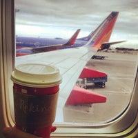 Photo taken at Gate 8 by Kristin A. on 11/23/2012