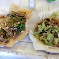 Photo taken at Tacos El Franc by Jose A. on 5/16/2013