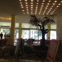 Photo taken at Hotel Sol Aurora by Ivan S. on 8/1/2013