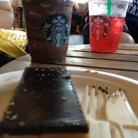 Photo taken at Starbucks by Shie A. on 3/17/2013