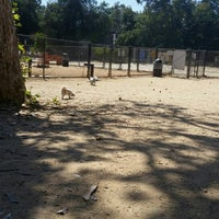 Photo taken at Hermon Dog Park by Amber on 7/10/2016