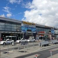 Photo taken at Terminal F (KBP) by Леша Т. on 9/3/2013