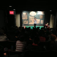 Photo taken at ComedySportz LA by Paul H. on 1/27/2013