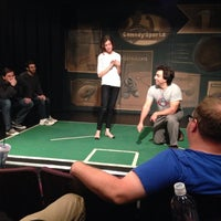 Photo taken at ComedySportz LA by Paul H. on 1/16/2014
