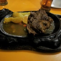 Photo taken at Waroeng Steak & Shake by zanu m. on 5/11/2016