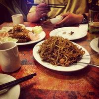 Photo taken at Danny's Wun Tun Restaurant by Megan H. on 5/25/2013