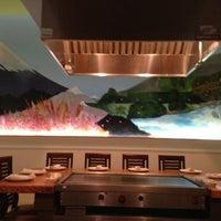 Photo taken at Kenji Hibachi & Sushi Bar by Brian B. on 6/23/2013