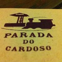 Photo taken at Parada do Cardoso by Bruno B. on 10/19/2012