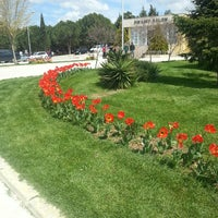 Photo taken at Namık Kemal Üniversitesi by Mehtap K. on 4/18/2013