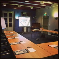 Photo taken at Conferentiecentrum Hoorneboeg by CoachSander V. on 2/1/2015