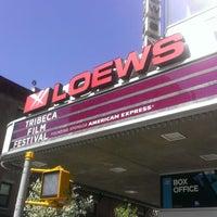 Photo taken at AMC Loews Village 7 by Wilber V. on 4/21/2013