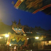 Photo taken at The Magic Carpets of Aladdin by Joshua W. on 6/10/2013